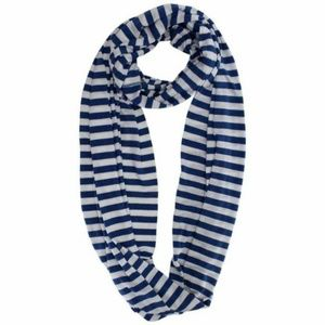Accessories - Blue and White Women Scarf